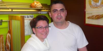 Tous les deux employés, Natacha et Fabien ont su saisir l'opportunité qui s'offrait à eux.