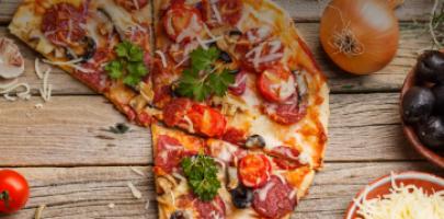 Samedis gourmands / Cours de Pâtisserie / Pizzas