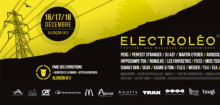 Le CFA 3ifa avec Electro Léo les 16 et 17 décembre 2016 à Alençon - Festival de musique électronique