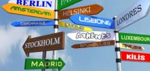 ERASMUS PLUS, apprendre à l'étranger, partager, transmettre