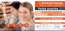 Portes ouvertes du CFA : les 20 janvier et 11 mars 2017