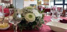Explication des techniques de l'art floral