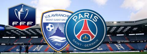 Coupe de France : le quart de finale Avranches-PSG à guichets fermés à Caen