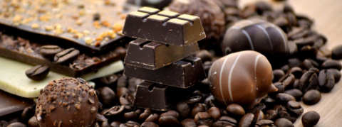 Samedis gourmands / Cours de Pâtisserie / Bonbons chocolat