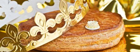 Samedis gourmands / Cours de Pâtisserie / Galette des rois