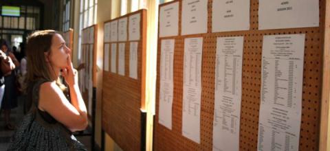 Résulats aux examens 2017