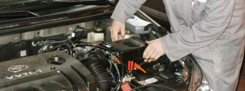 CAP Mécanicien Automobile