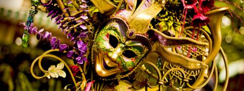 Carnaval à l'occasion de Mardi gras