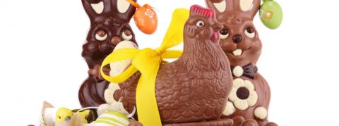 Samedi gourmand / Cours de pâtisserie / Chocolats de Pâques