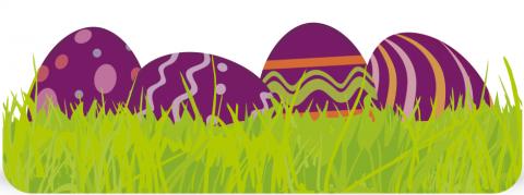 Le lundi de Pâques est le lendemain du jour de Pâques