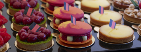 """Samedis gourmands / Cours de Pâtisserie / Petits gâteaux """"Boutique"""""""