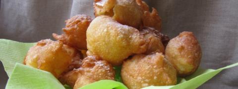 Samedis gourmands / Cours de Pâtisserie / Pets de Nonne et Beignets