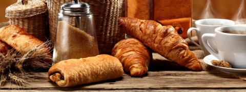Samedis gourmands / Cours de Pâtisserie / Viennoiseries et brioches